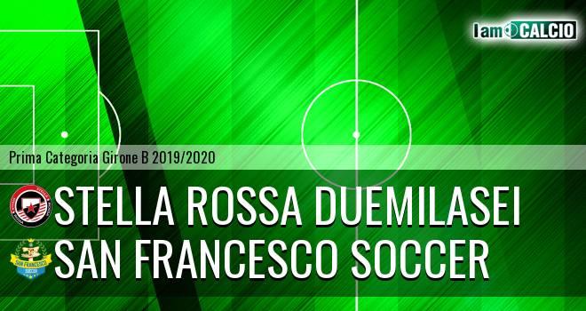 Stella Rossa Duemilasei - Sant'Antimo