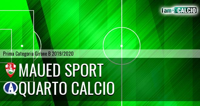 Maued Sport - Quarto Calcio
