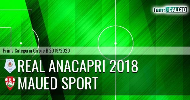 Real Anacapri 2018 - Maued Sport