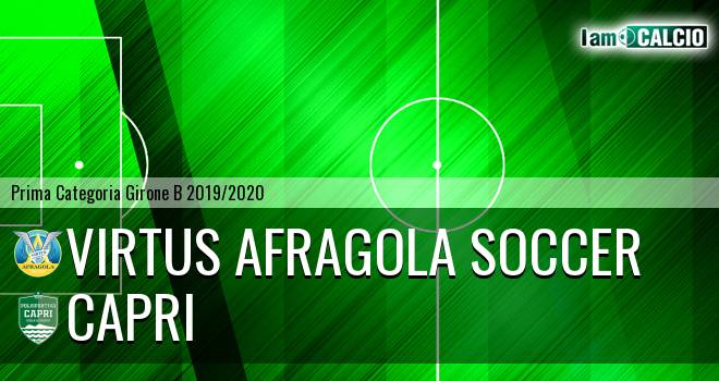 Virtus Afragola Soccer - Capri