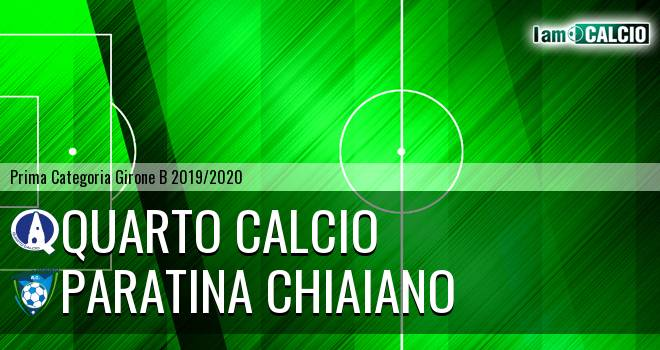 Quarto Calcio - Paratina Chiaiano