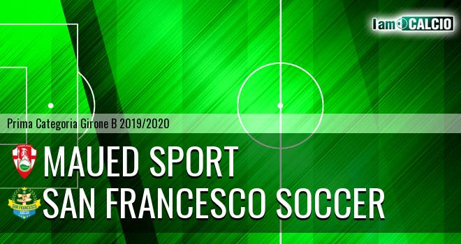 Maued Sport - Sant'Antimo
