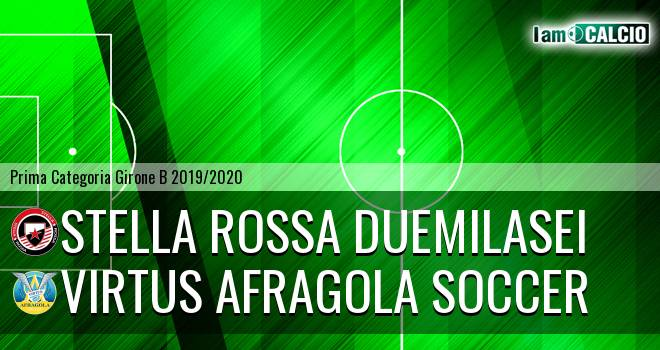 Stella Rossa Duemilasei - Virtus Afragola Soccer