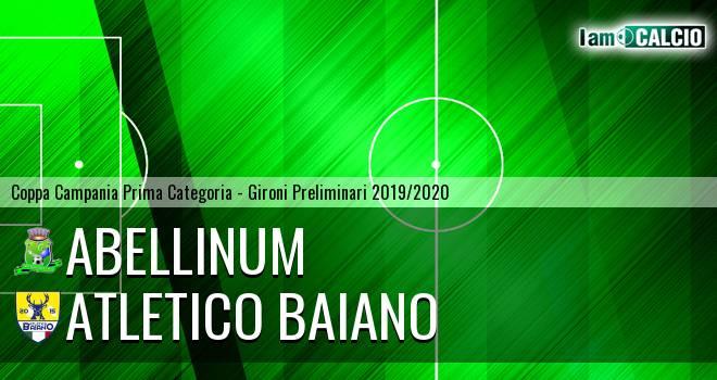 Abellinum - Atletico Baiano