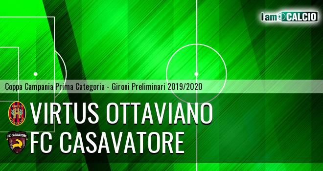 Virtus Ottaviano - FC Casavatore
