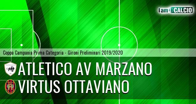 Atletico AV Marzano - Virtus Ottaviano