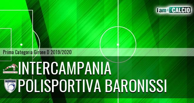 Intercampania - Polisportiva Baronissi