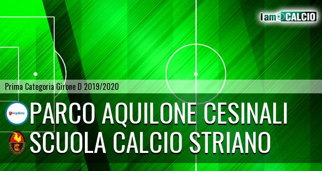 Parco Aquilone Cesinali - Scuola Calcio Striano
