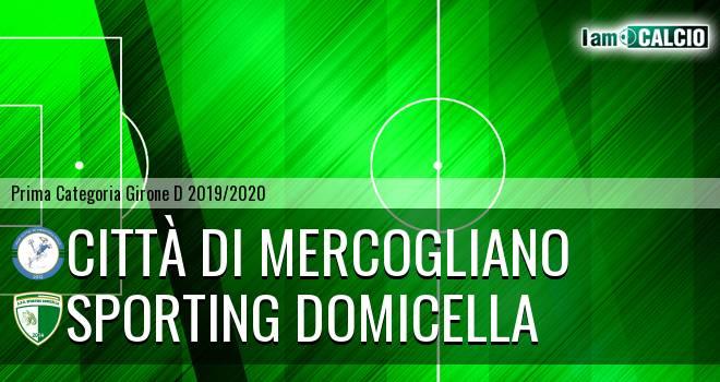 Città di Mercogliano - Sporting Domicella