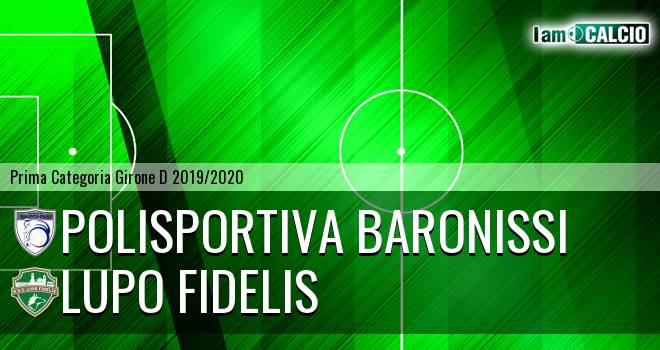 Polisportiva Baronissi - Lupo Fidelis