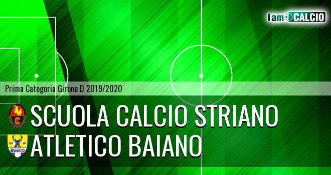 Scuola Calcio Striano - Atletico Baiano