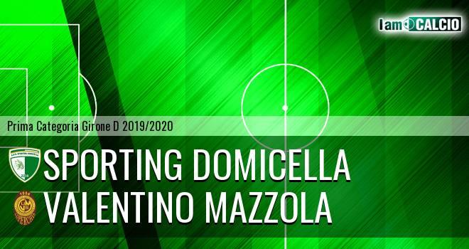 Sporting Domicella - Valentino Mazzola