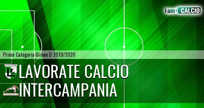 Lavorate Calcio - Intercampania
