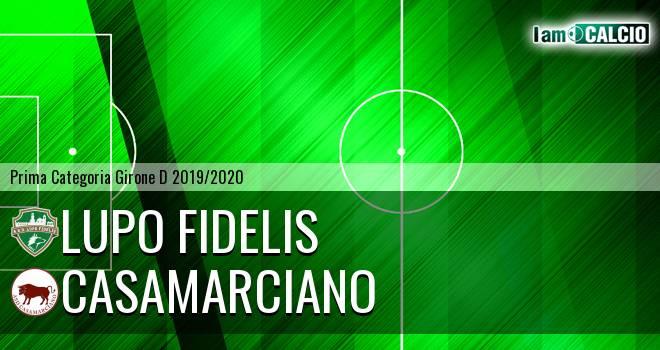 Lupo Fidelis - Casamarciano