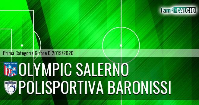 Olympic Salerno - Polisportiva Baronissi