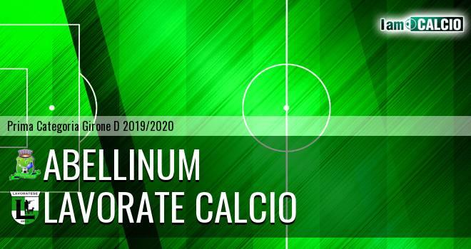 Abellinum - Lavorate Calcio