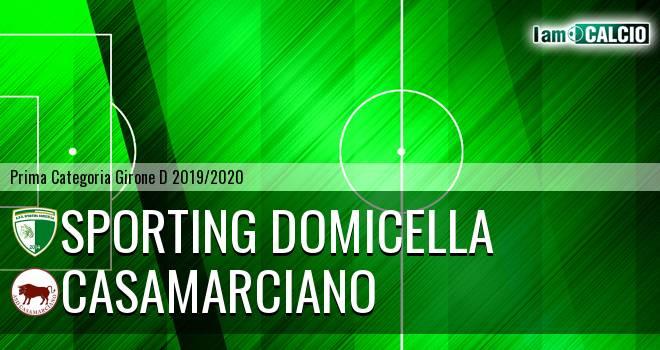 Sporting Domicella - Casamarciano