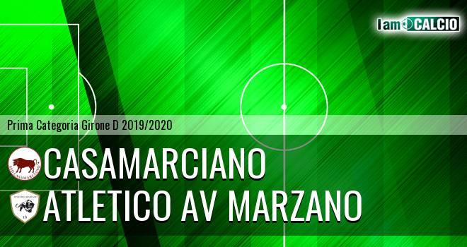 Casamarciano - Atletico AV Marzano