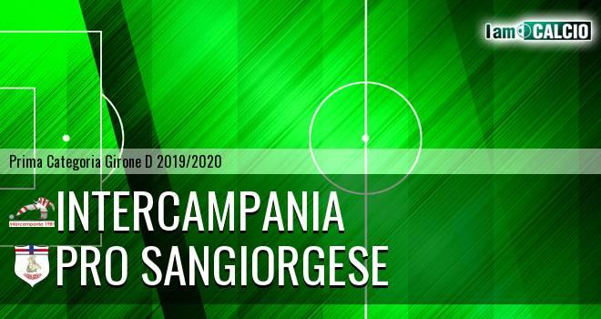 Intercampania - Pro Sangiorgese