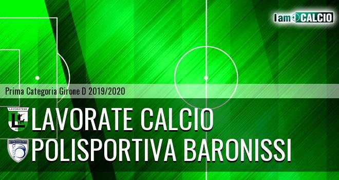 Lavorate Calcio - Polisportiva Baronissi