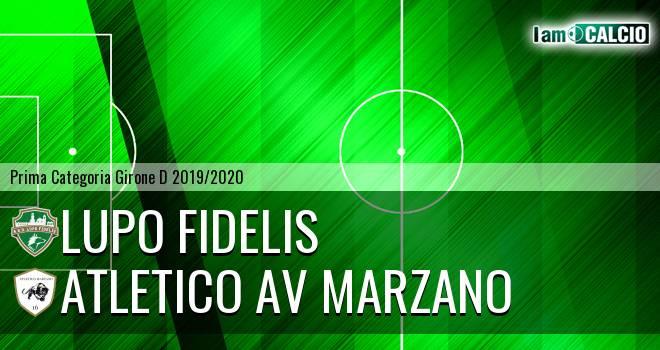 Lupo Fidelis - Atletico AV Marzano