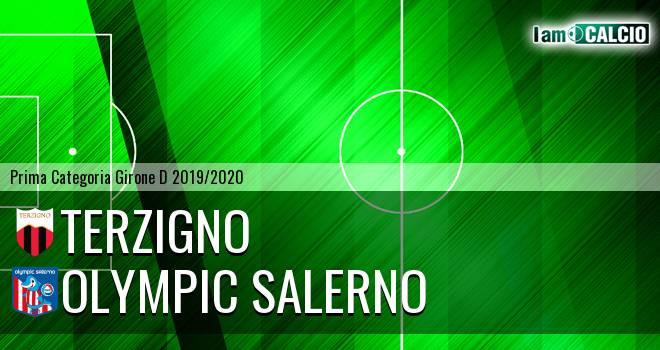 Terzigno - Olympic Salerno