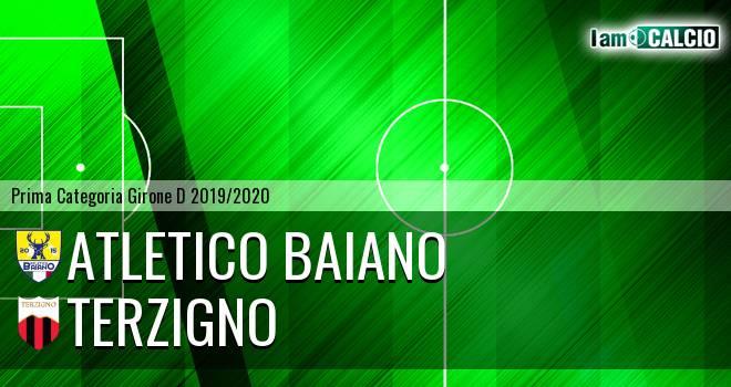 Atletico Baiano - Terzigno