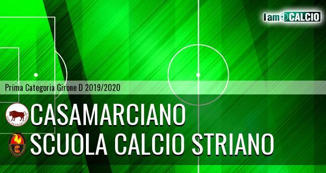 Casamarciano - Scuola Calcio Striano