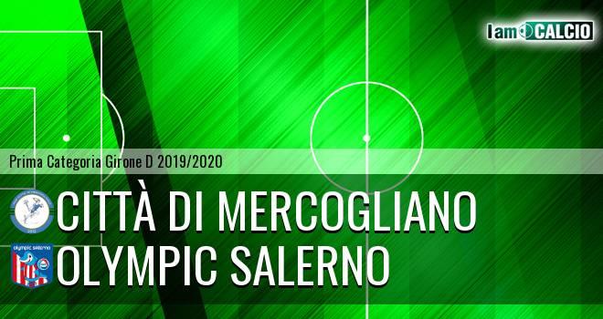 Mercogliano 1999 - Olympic Salerno