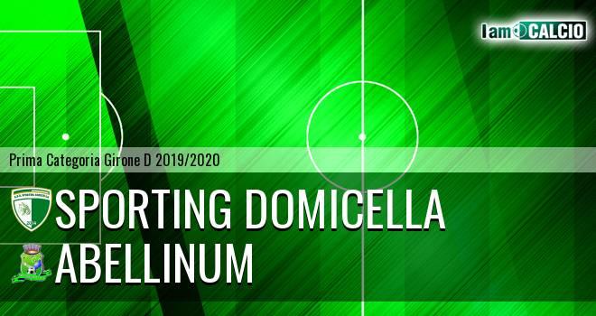 Sporting Domicella - Abellinum