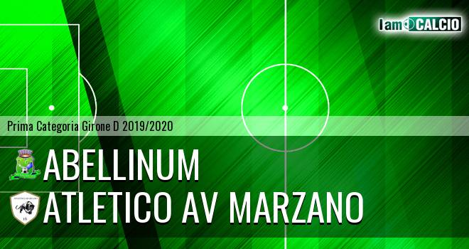 Abellinum - Atletico AV Marzano
