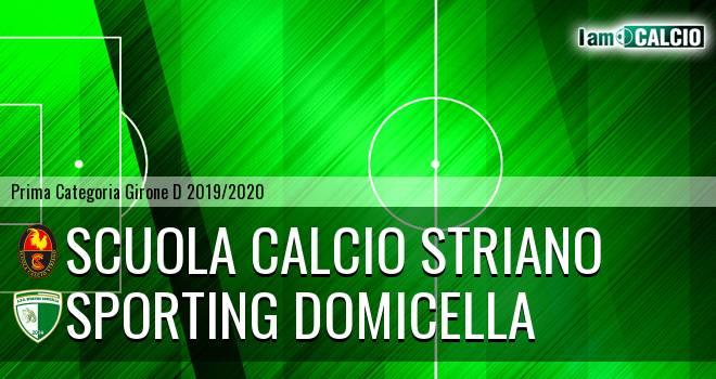 Scuola Calcio Striano - Sporting Domicella