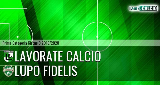 Lavorate Calcio - Lupo Fidelis