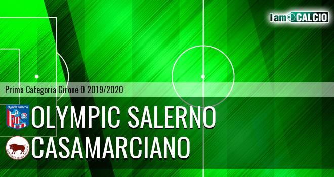 Olympic Salerno - Casamarciano