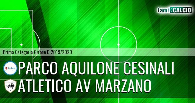 Parco Aquilone - Atletico AV Marzano