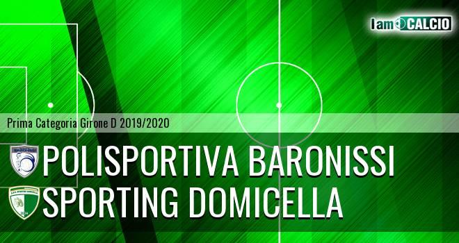Polisportiva Baronissi - Sporting Domicella