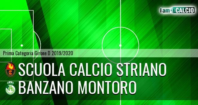 Scuola Calcio Striano - Banzano Montoro