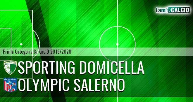 Sporting Domicella - Olympic Salerno