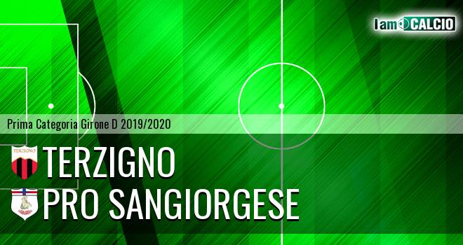 Terzigno - Pro Sangiorgese