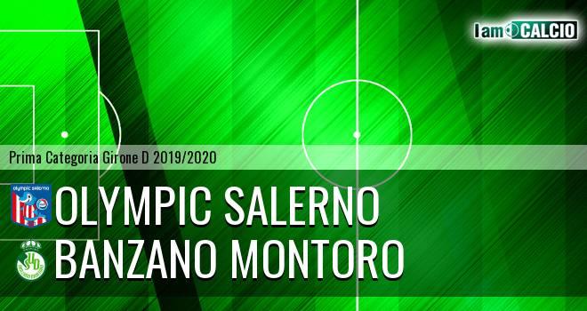 Olympic Salerno - Città di Montoro