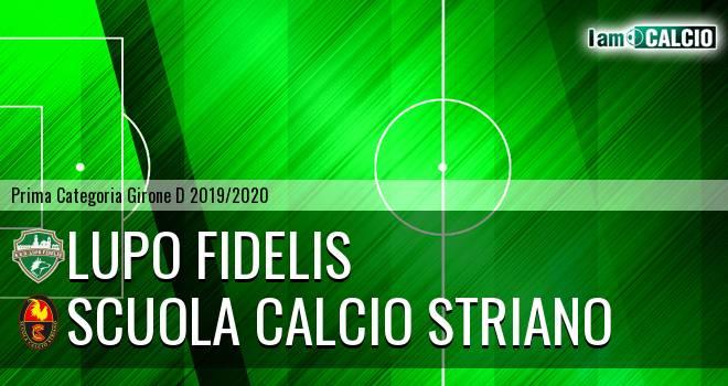 Lupo Fidelis - Scuola Calcio Striano