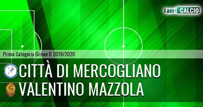 Mercogliano 1999 - Valentino Mazzola