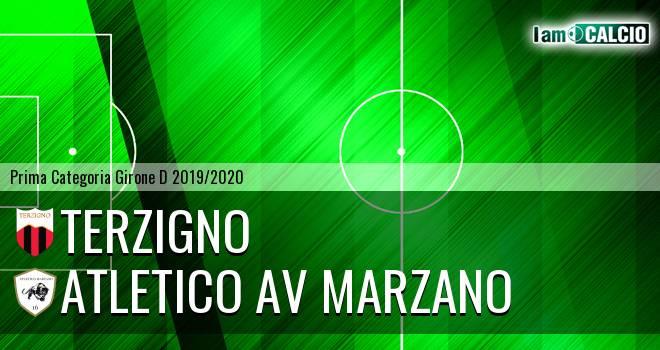 Terzigno - Atletico AV Marzano