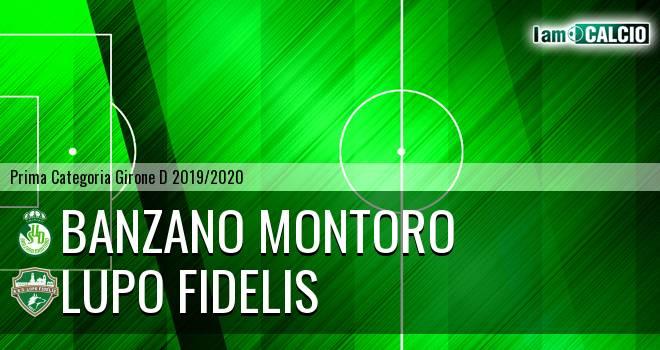 Banzano Montoro - Lupo Fidelis