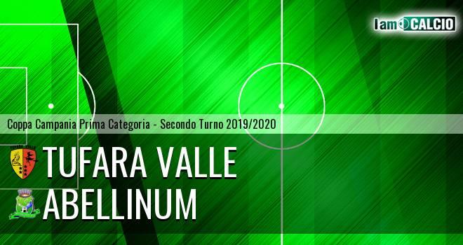Tufara Valle - Abellinum
