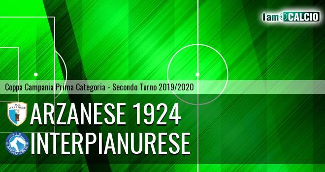Arzanese 1924 - Interpianurese