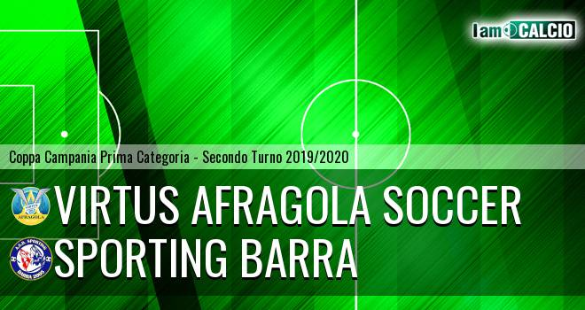 Virtus Afragola Soccer - Sporting Barra