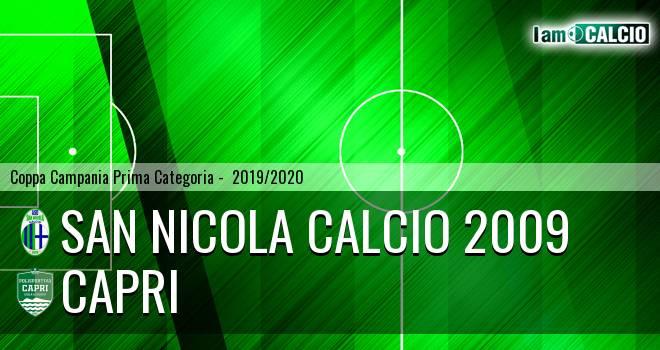 San Nicola Calcio 2009 - Capri