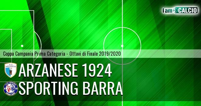 Arzanese 1924 - Sporting Barra