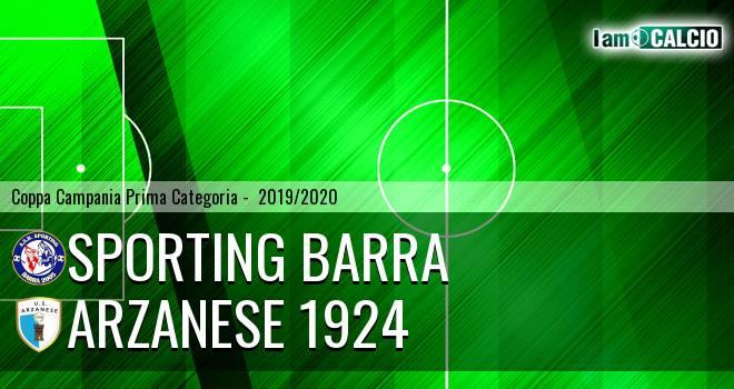 Sporting Barra - Arzanese 1924